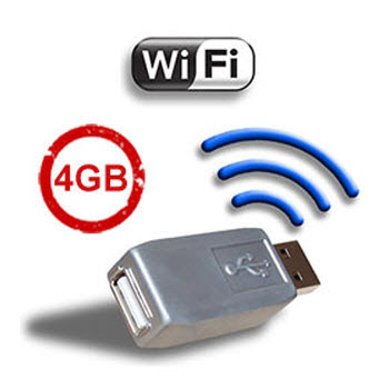 Wifi USB Keylogger 4gb