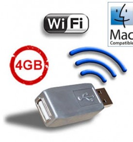 MAC Wifi USB Keylogger 4GB