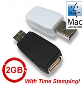 Mac USB Keylogger with Timestamping